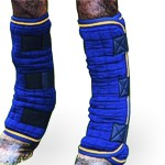 Thermatex Quilted Leg Wraps (Set of 4)