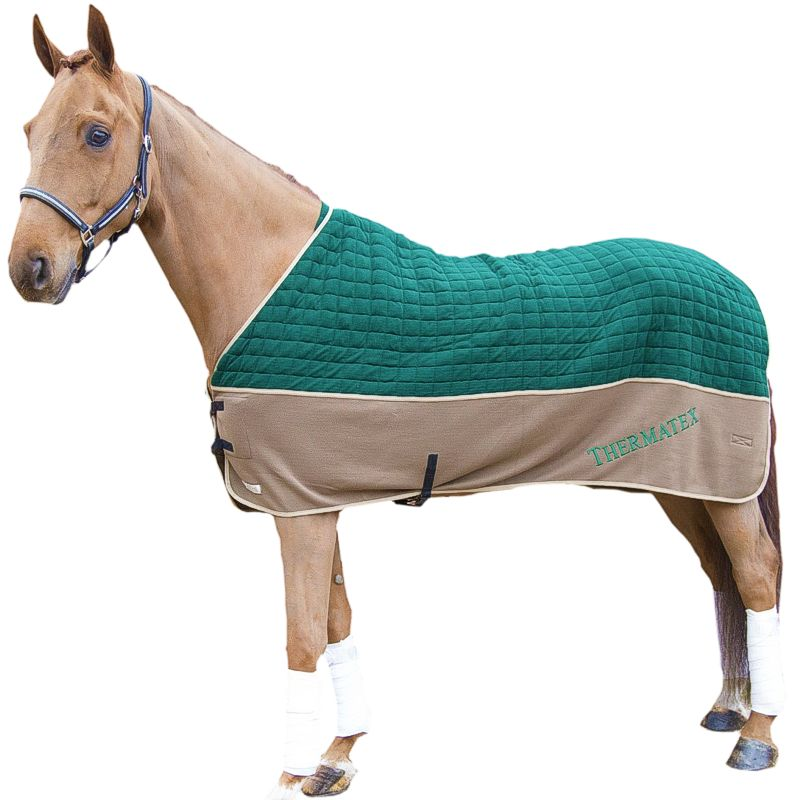 The Thermatex Duet Horse Rug